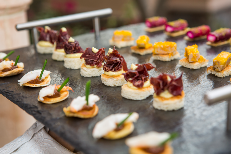 See Inside Our Exclusive #BazaarXRuwaya Garden Party
