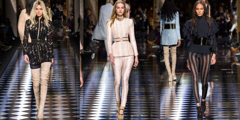 Valentino Is Reportedly Offering To Buy Balmain For Over Dhs2 Billion