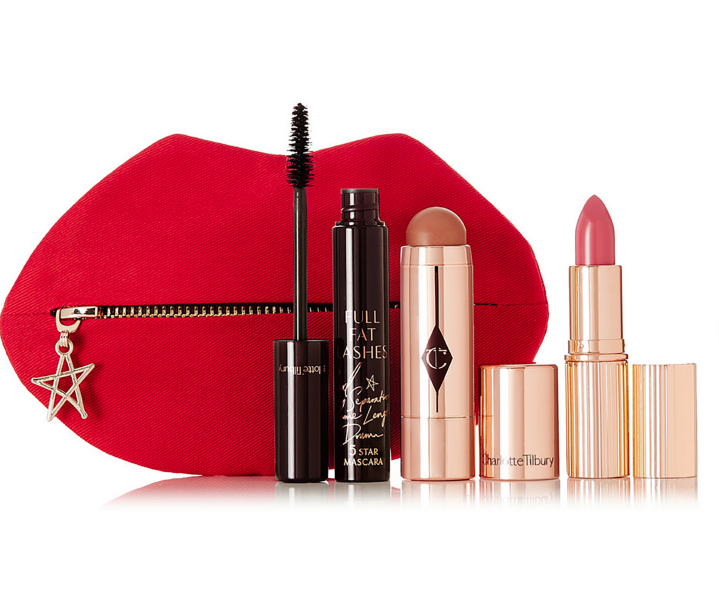 Net-a-Porter Launches Exclusive Charlotte Tilbury Festival Kit