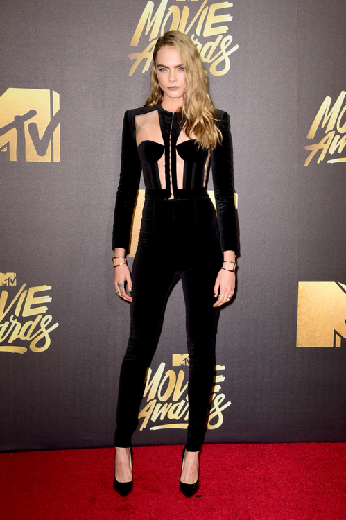The Best Looks From The 2016 MTV Movie Awards
