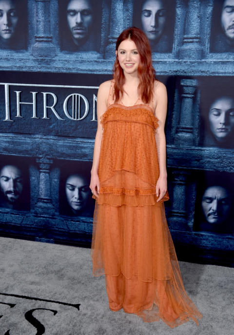 The 5 Best Looks From The Game Of Thrones: Season 6 Premiere Red Carpet