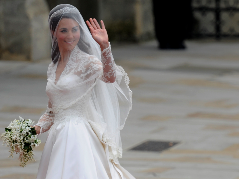 Chanel Buys The Lace Maker Responsible For The Duchess' Wedding Dress