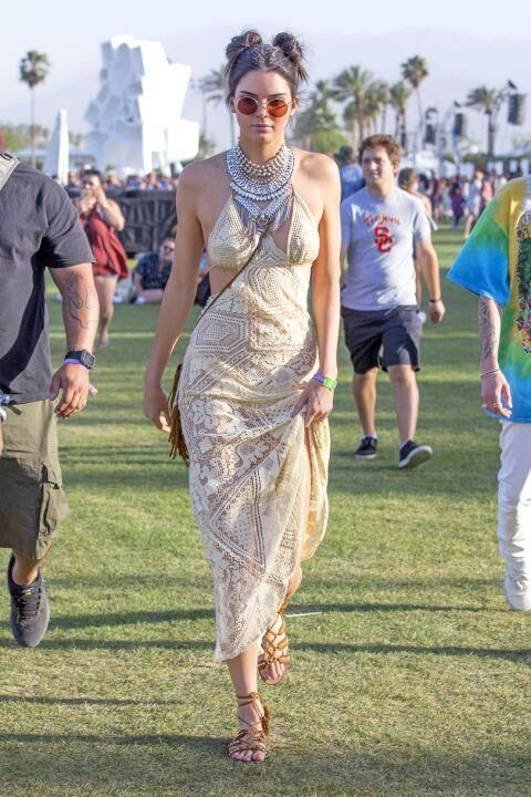 All Of The Celebrity Sightings At Coachella So Far...