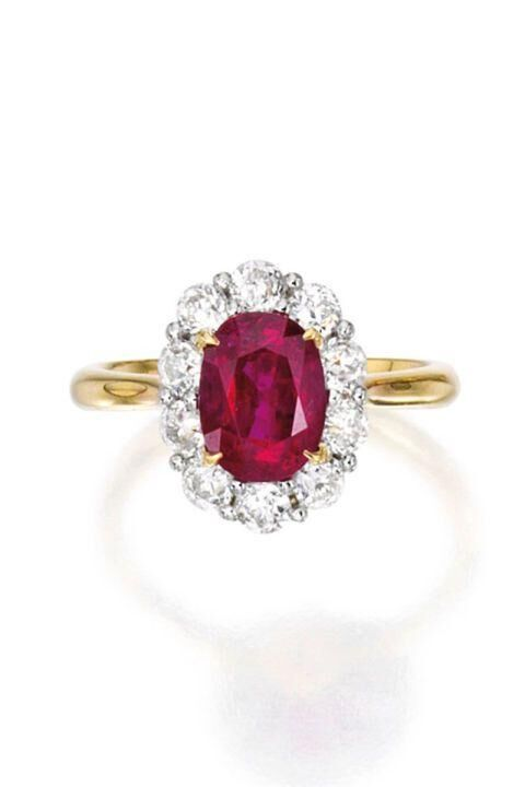 Sotheby's To Auction Off Some Of The Rarest Stones On Earth Today