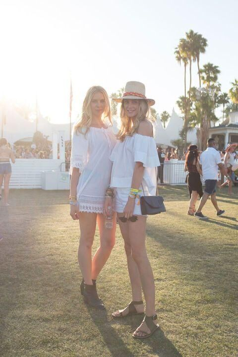Street Style: Coachella