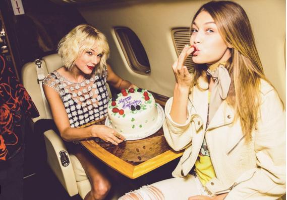 This Is How Gigi Hadid Celebrated Her Birthday