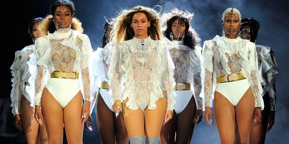 The Designers Behind Beyoncé's Tour Wardrobe