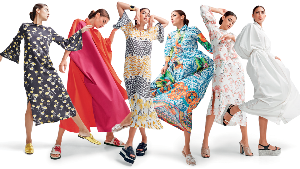 Exclusive: BySymphony Launches Limited Edition Kaftans Ahead Of Ramadan