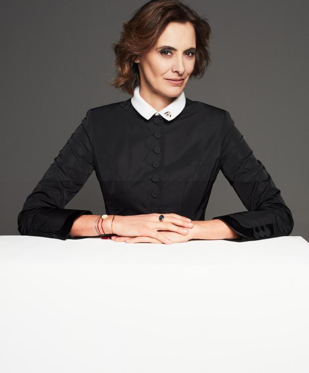 Exclusive: The Legendary Inès De La Fressange Lands In Dubai