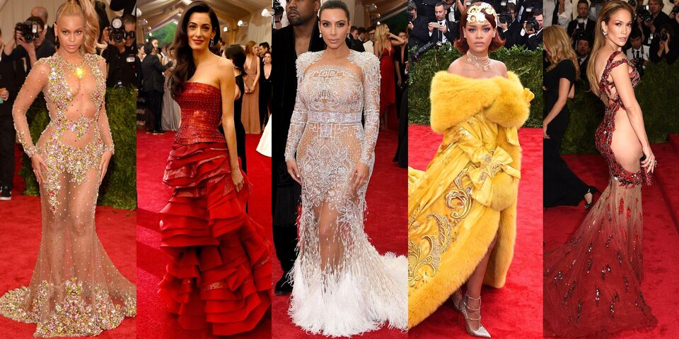 The 50 Best Met Gala Dresses Of All Time