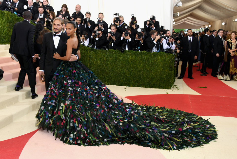 All Of The Looks From The 2016 Met Gala