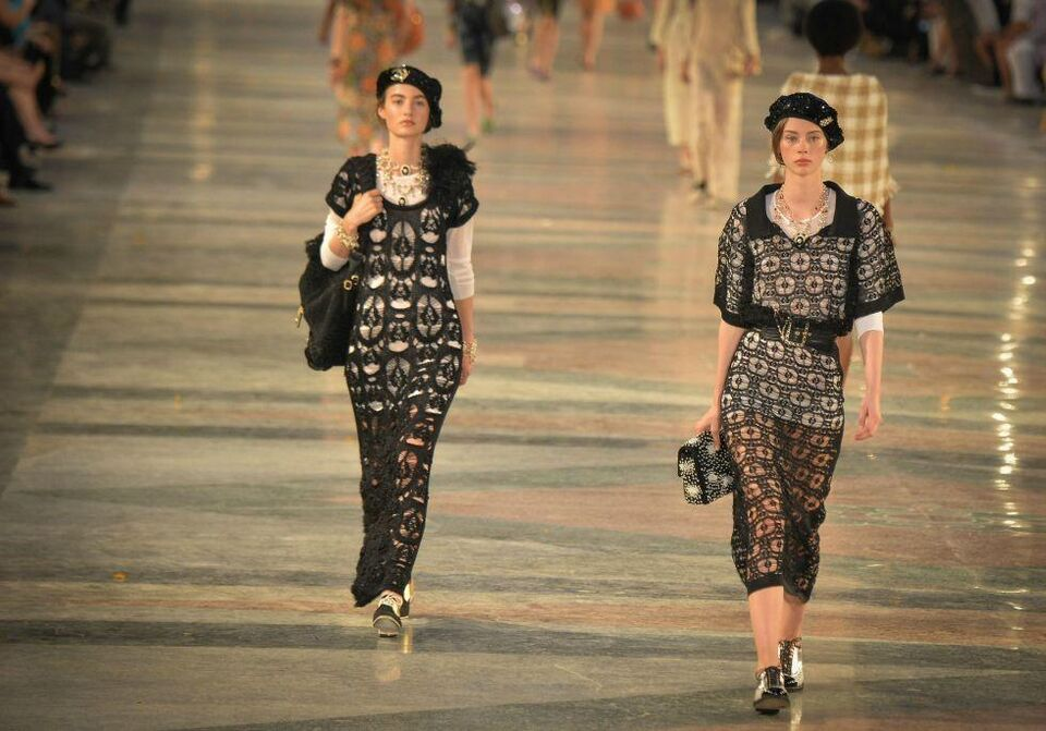 Chanel Goes To Cuba