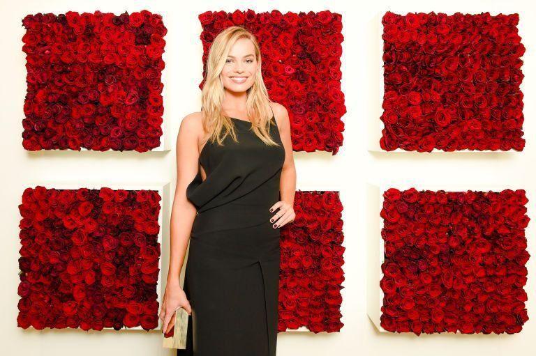 Margot Robbie Lands Her First Fragrance Campaign
