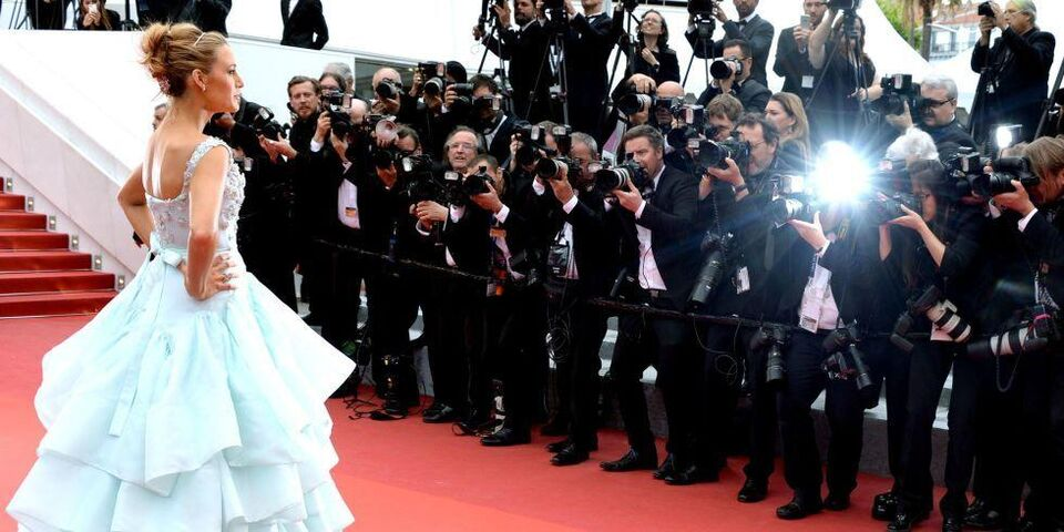 FYI: Blake Lively Is Winning The Red Carpet At Cannes Film Festival