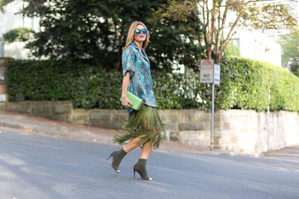 The Best Street Style Looks From Australian Fashion Week