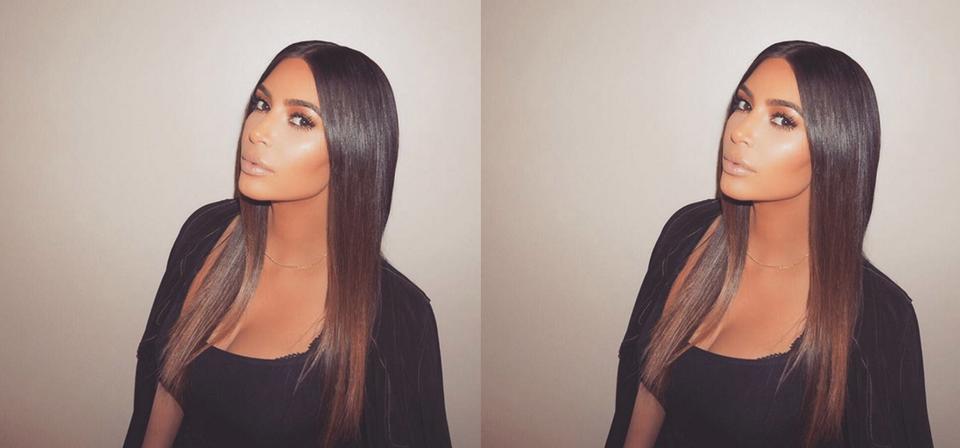 Kim Kardashian West Declares The End Of Contouring