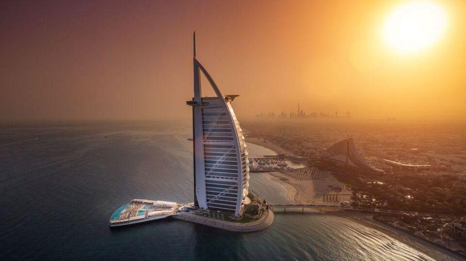 Burj Al Arab Unveils Its Haute New Terrace