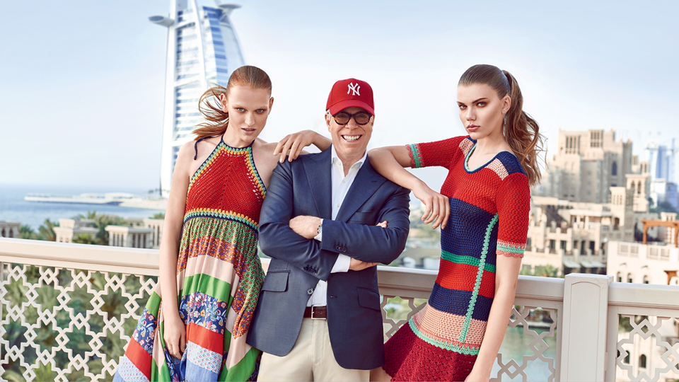 Tommy Hilfiger Talks Gigi Hadid, Positive Body Image And American Politics With Bazaar