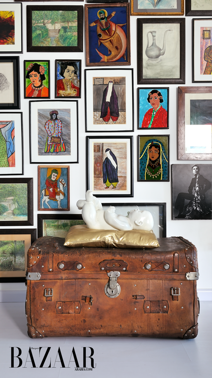 Boy Wonder | Inside Taher Asad-Bakhtiari's Home