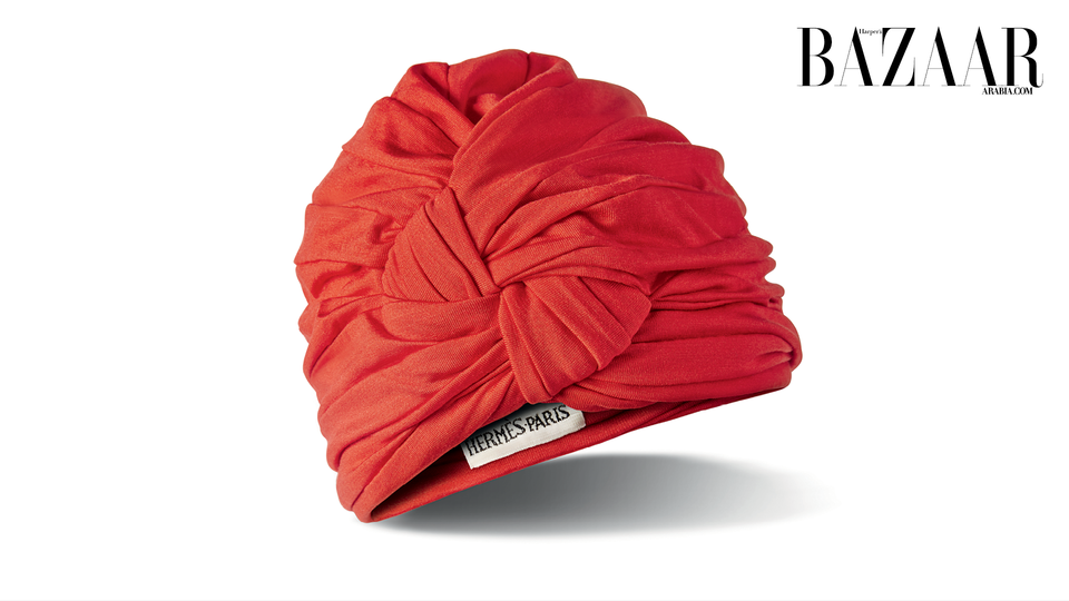 Is This The World's Most Chic Turban?
