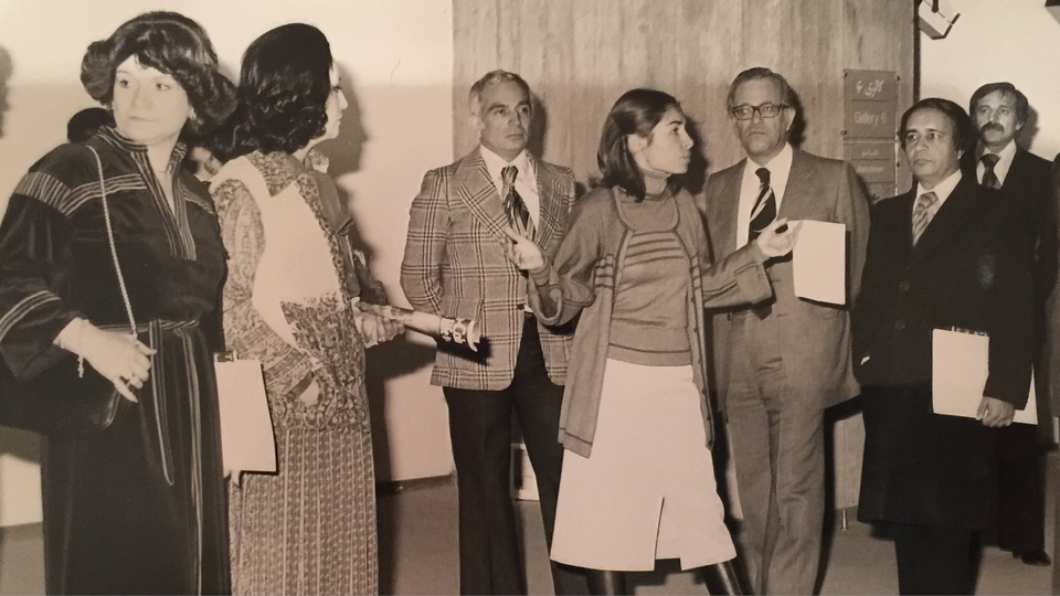 Roxane Zand: Remembering Tehran