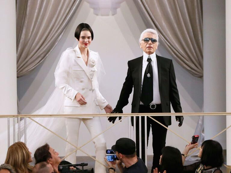 Karl Lagerfeld Designs A Beautiful New Range Of Engagement Rings