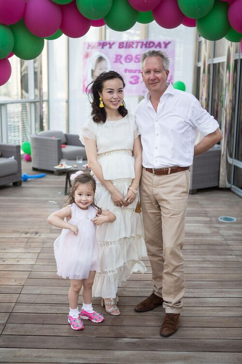 Bazaar's Best Dressed Baby Turns Three