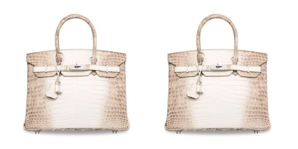 This Is The Most Expensive Handbag Ever Sold