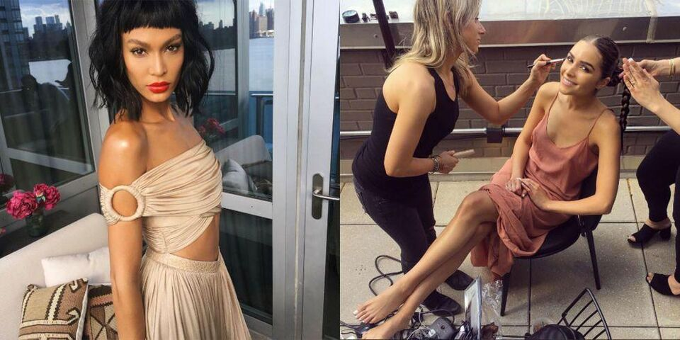 The Best Instagrams From The CFDA Fashion Awards