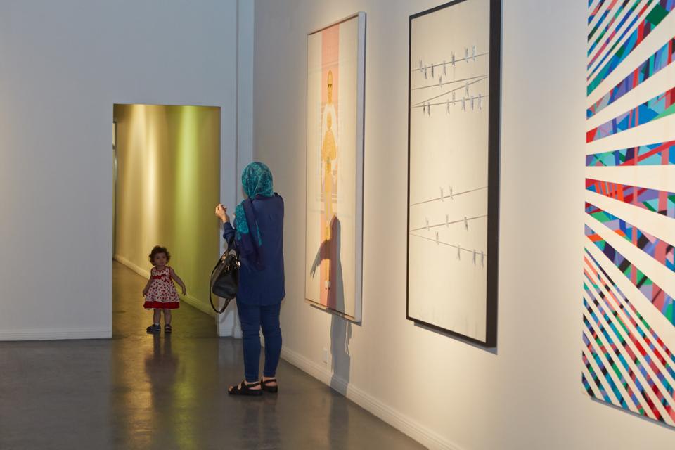 Ayyam Gallery Celebrates Its Tenth Anniversary