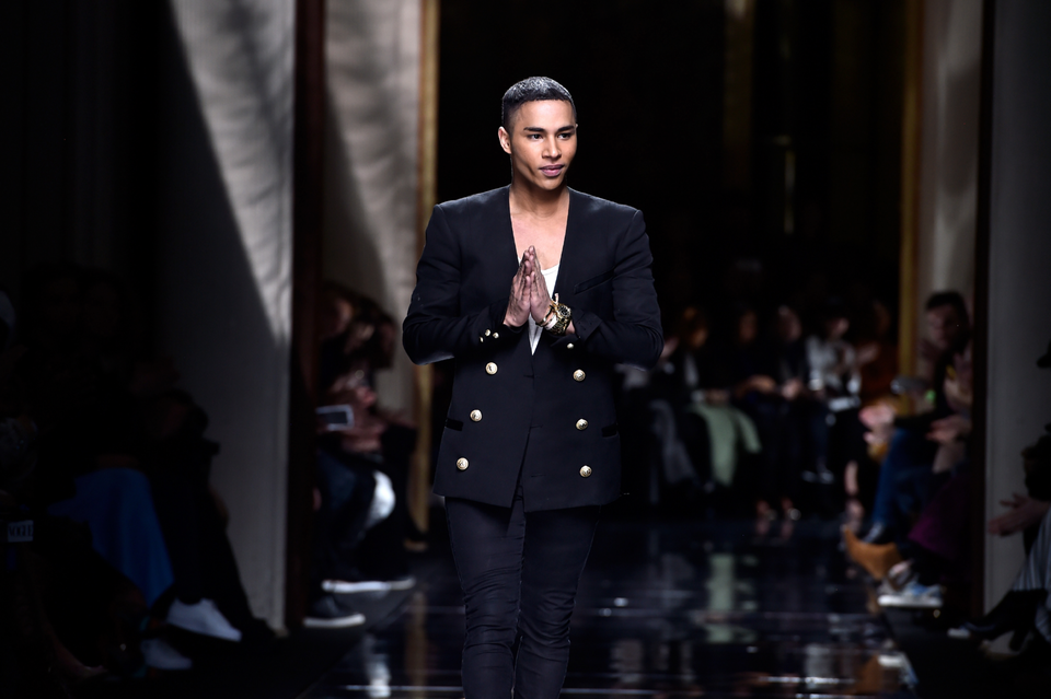 Qatari Investment Fund Mayhoola Acquires Balmain