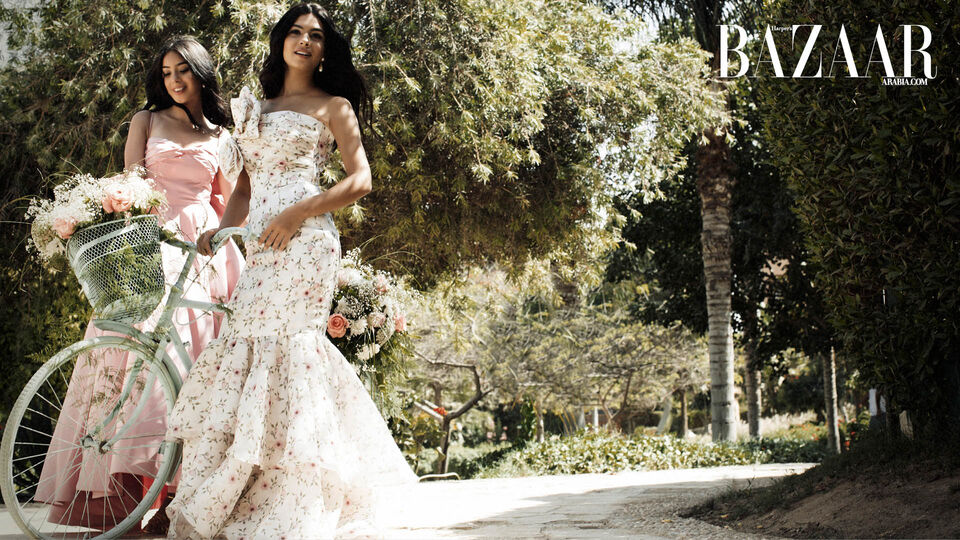 Exclusive: Your First Look At Bambah's Beautiful New Cairo Collection