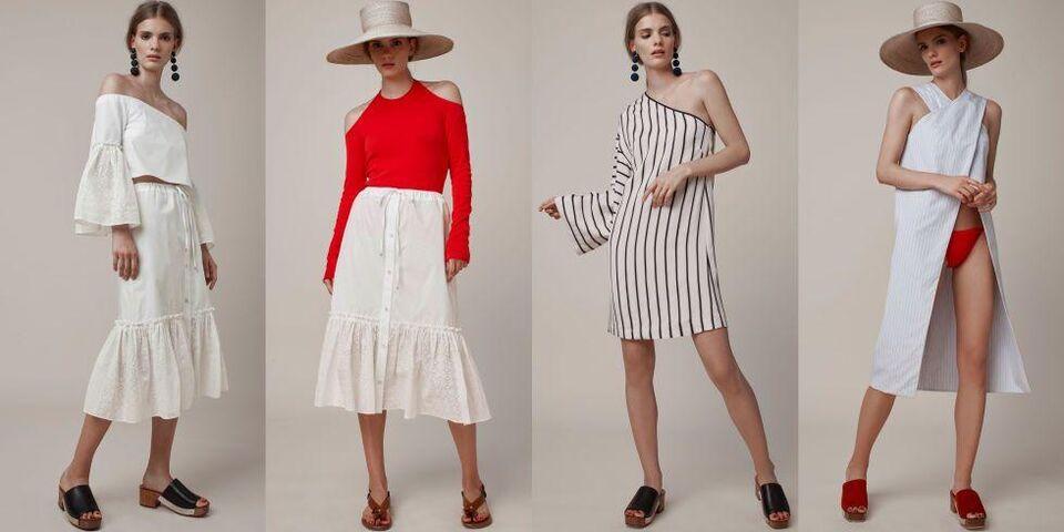 Rosetta Getty Has Your Summer Wardrobe Sorted