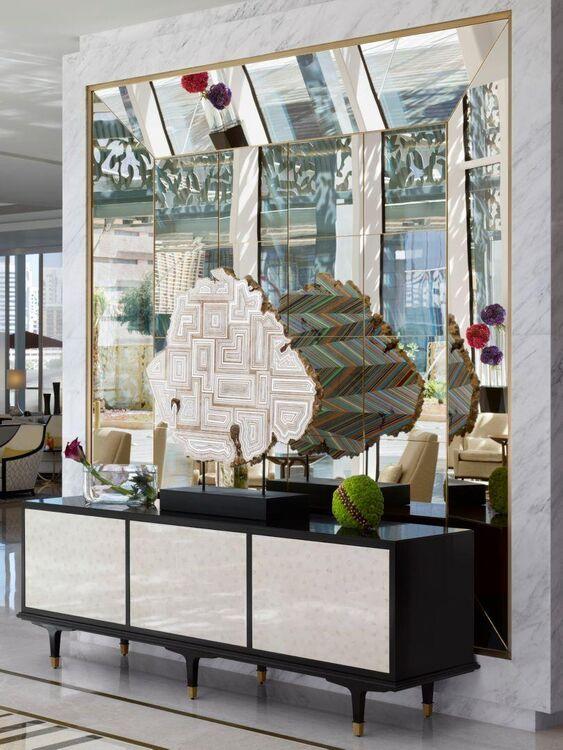 Arabian Splendour: David T'Kint's Design Collaboration for the Four Seasons Hotel Abu Dhabi