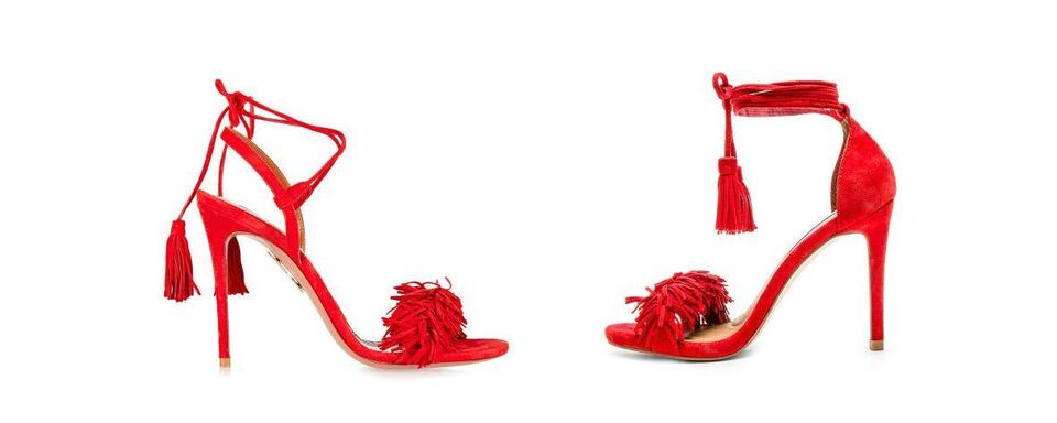 Aquazzura Files A Lawsuit Against Steve Madden