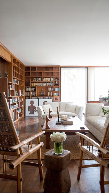 Oriental Expression | Inside Tadashi Shoji's Los Angeles Home