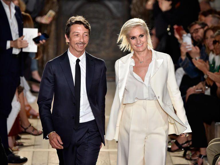 Breaking: Valentino Confirms Exit Of Maria Grazia Chiuri