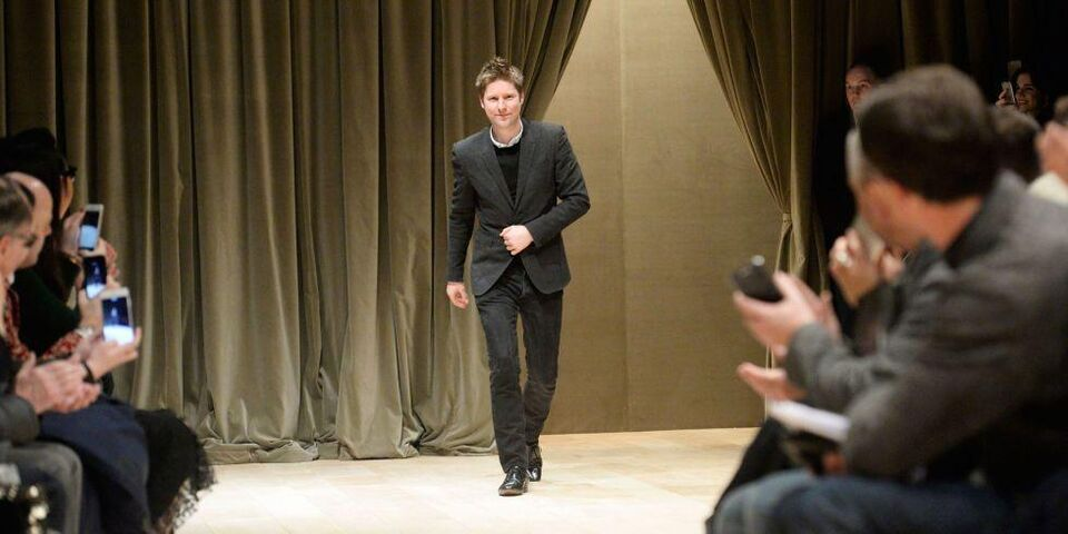 Breaking: Christopher Bailey Steps Down As Burberry CEO