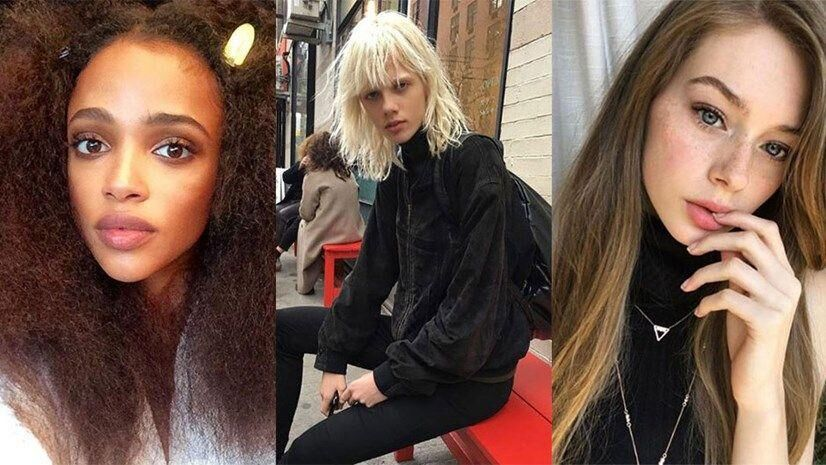 The 11 Up-And-Coming Models To Commit To Memory