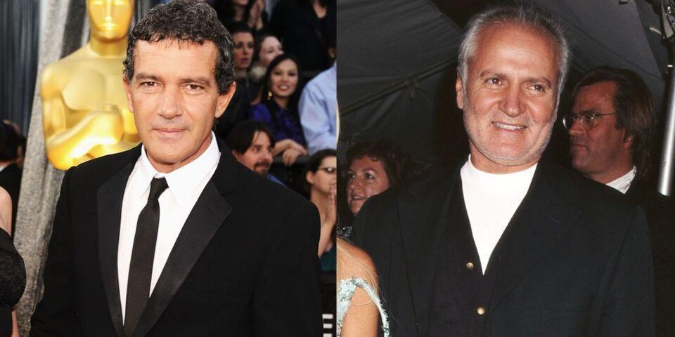 Antonio Banderas To Play Gianni Versace In Upcoming Film