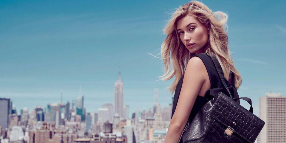 Hailey Baldwin Designs A Line Of Leather Accessories
