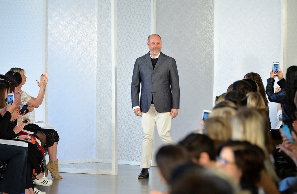 Peter Copping Is Leaving Oscar de la Renta