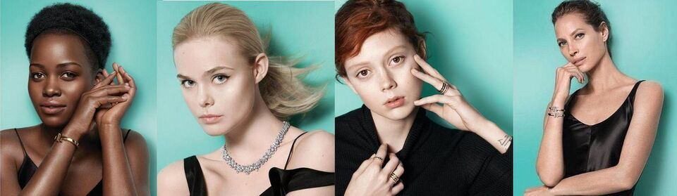 Tiffany & Co. Taps Four New Faces For A/W16