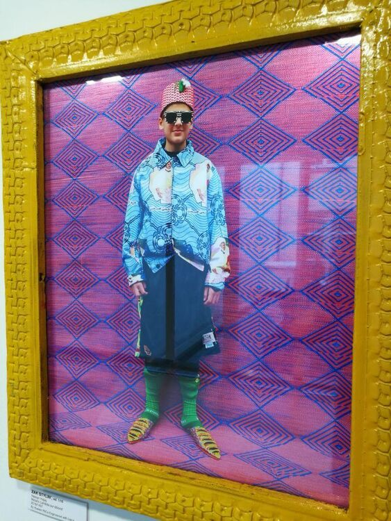 Stylin' by Hassan Hajjaj Showcases at Colette Paris
