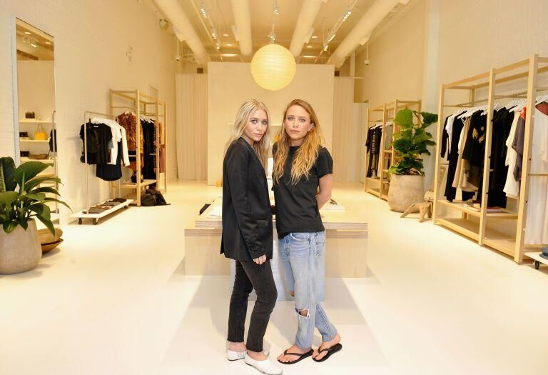Mary-Kate And Ashley Olsen Unveil The First Elizabeth And James Store