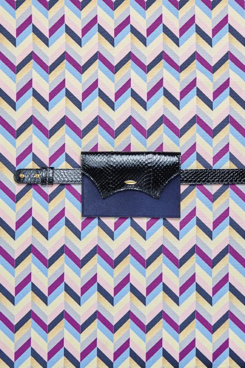Francesca Versace Launches Handbag Line In Boutique 1
