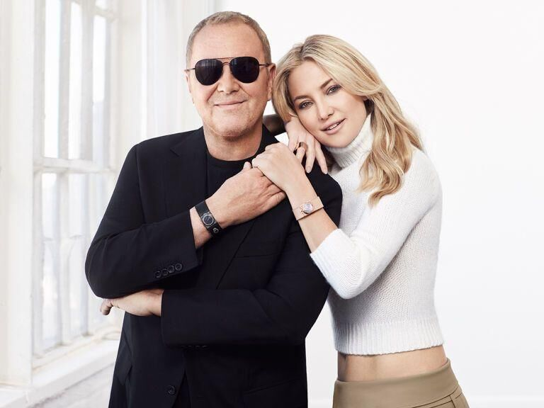 Kate Hudson And Michael Kors Join Forces For Watch Hunger Stop