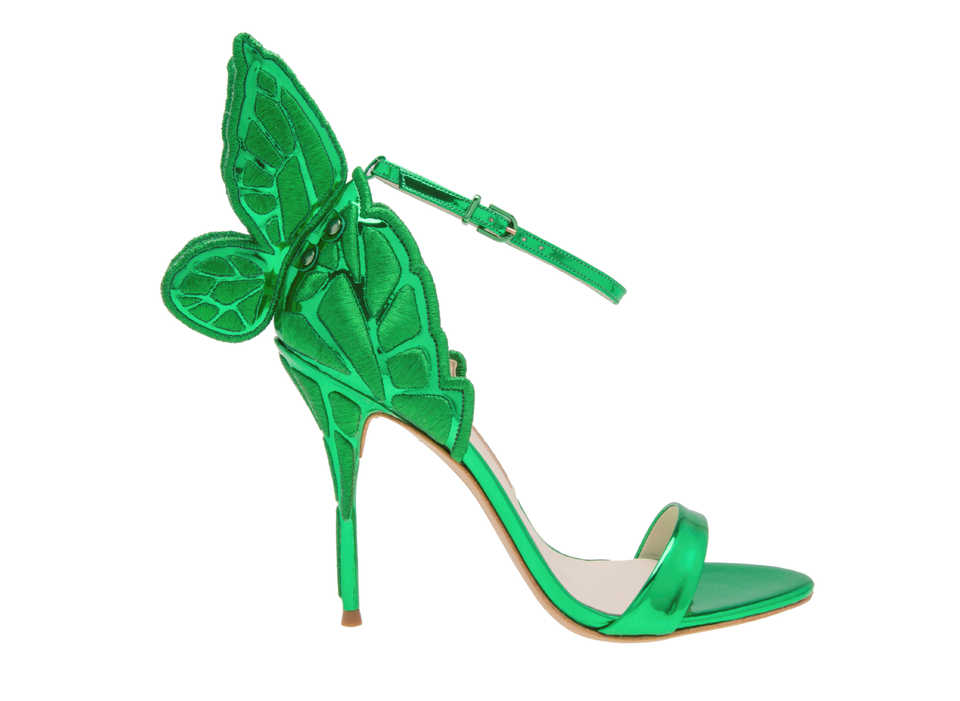 Exclusive: Sophia Webster Designs A Limited Edition Capsule Collection For Level Shoes