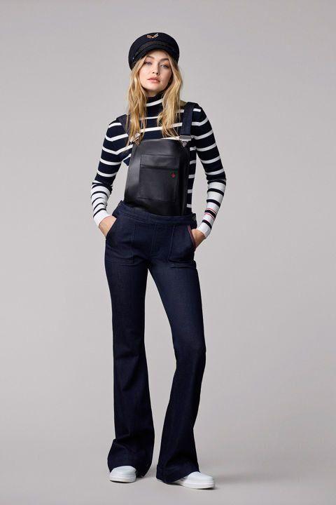 First Look: Gigi Hadid For Tommy Hilfiger
