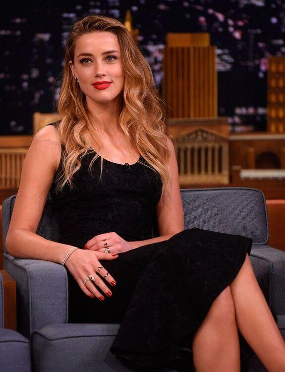Amber Heard's Charitible Donation